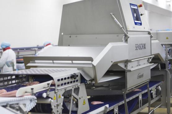 La tecnología de inspección garantiza alimentos seguros
